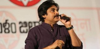 pawan kalyan attend on two events at once