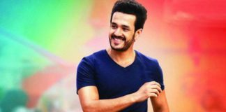 Akhil Doing Playboy Role in his Third Film