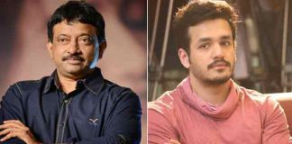 Akhil talks about Movie with Ram Gopal Varma