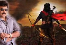Chiranjeevi is in trouble when doing Sye Raa movie action scenes
