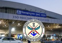 Defence ministry takes visakha airport into their control