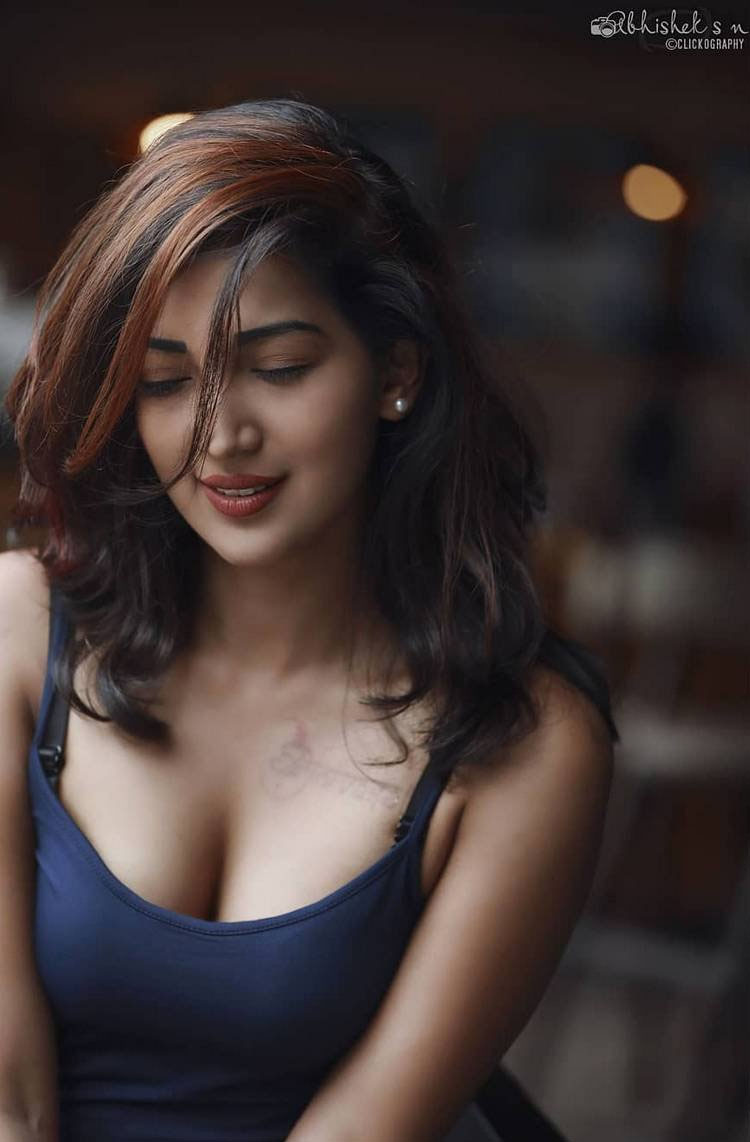 Disha Krishnaiah Latest Pics