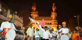 Incidents happened before June 2nd 2014 in telangana formation