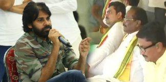 Janasena gives Counter to CM Ramesh Hunger Strike