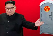 Kim-Jong un brings his own Toilet to Trump summit