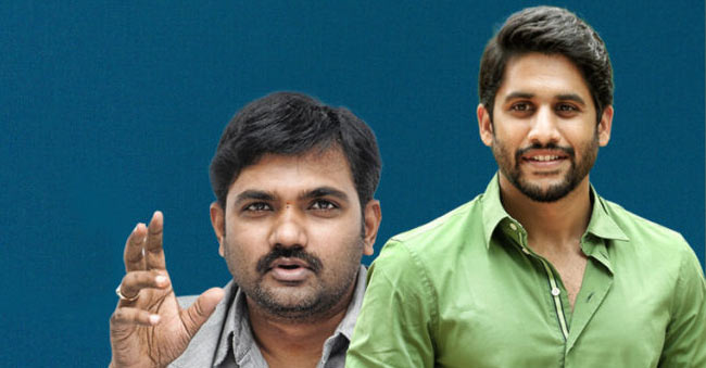 NAGA CHAITANYA SHOCK WITH TRIVIKRAM COMMENTS!
