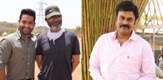 Nagababu Playing NTR father role in Aravinda Sametha