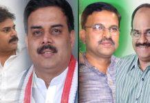 Pawan Kalyan Meets Nadendla Manohar
