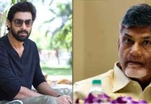 Rana to play Chandrababu Naidu in NTR biopic