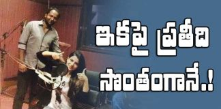 Samantha Dubbing her own Voice for coming telugu movies