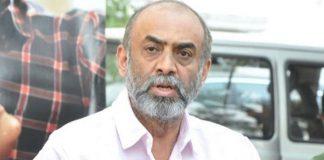 Suresh Babu making Hiranya Kashyapa Movie with 100 cr Budget
