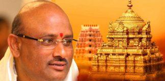 TTD Chairman Putta Sudhakar Yadav Statement on TTD Jewellery Issue