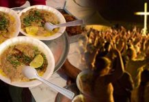The relationship between Haleem with Christian