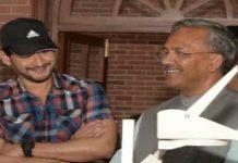Uttarakhand CM meets Mahesh Babu