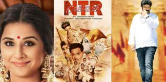 Vidya Balan finally signs Balakrishna NTR biopic