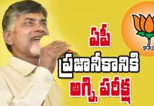 bjp targets on chandrababu naidu