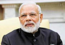 is rss trying to keep modi Aside