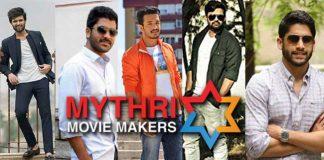 mythri movie makers master plans