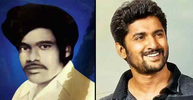 nani in tiger nageswara rao biopic