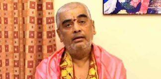 ramana deekshithulu comments on tirumala hidden treasure