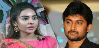 sri reddy Once again comments on nani