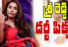 sri reddy again comments on tollywood