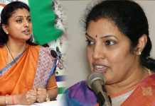 this is the reason between roja and purandeswari clash