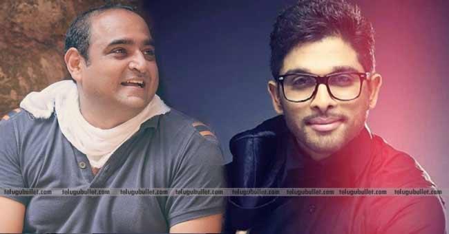 Allu Arjun & Vikram K Kumar movie confirmed