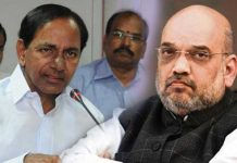 Amith shah realised the role of Kcr for next collections
