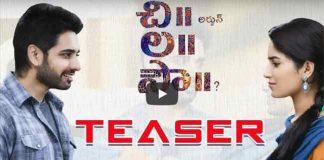 ChiLaSow Movie Teaser -Bride Version