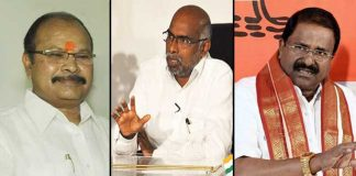 Clashes coming in ap bjp leaders