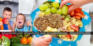 Healthy Food for Childrens