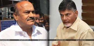 JC Diwakar Reddy Resigns To TDP