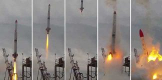 Japanese Rocket Crashes to Earth in Fiery Launch Failure