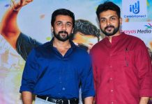 Karthi Makes Fun On His Brother