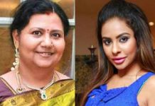 Kutty Padmini gives movie offer to Sri Reddy