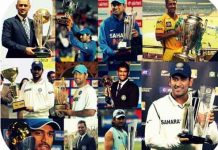 MS Dhoni Records in International Cricket