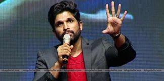 Mega Fans angry on Allu Arjun