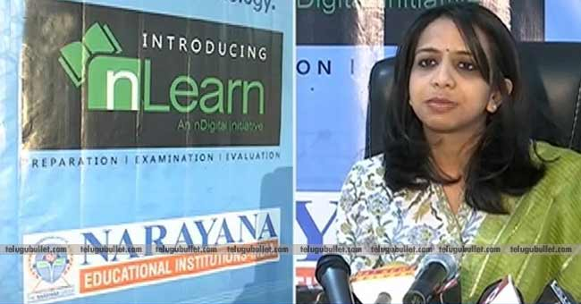 Narayana launches Digital initiative N Learn App for students