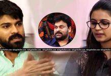 Niharika says about Sye Raa Narasimha Reddy movie Chance