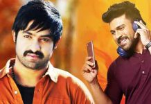 Ram Charan and NTR Select as Mobile Brand Ambassador
