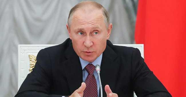 Russian President Putin give Bumper offer to Football audience