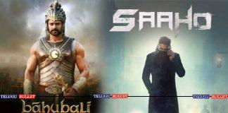 Sahoo Movie Budget Crossing To Bahubali