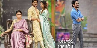 Sailaja Reddy Alludu movie first look