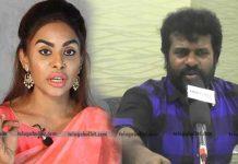 Sri Reddy files case against on actor Varahi