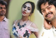 Sri reddy comments on director murugadoss And Tamil Star Srikanth