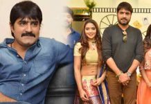 Srikanth Kothala Rayudu movie heroines are Dimple and Natasha