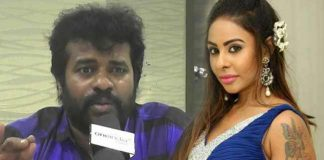 Tamil Actor Varahi Files Case against on Sri Reddy