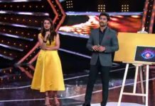 Tejaswi elimination from Bigg Boss