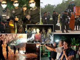 Thai Cave Rescue movie